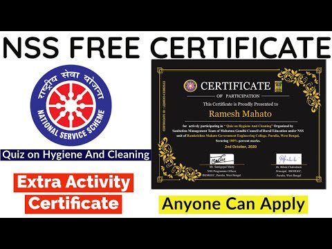 Free Certificate   Quiz on Hygiene And Cleaning - YouTube