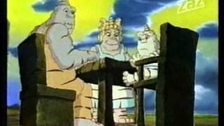 La historia sin Fin-serie animada-Español Latino