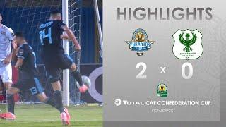 CC CAF : Pyramids FC 2-0 Al-Masry SC
