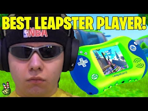 FORTNITE FASTEST 90's ON LEAPSTER 2!