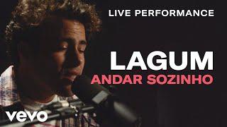 "Lagum   ""Andar Sozinho"" Live Performance | Vevo Ft. Jão"