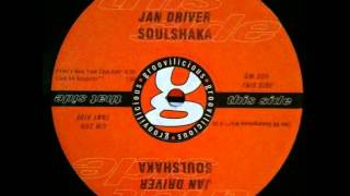 jan driver - soulshaka (original mix)