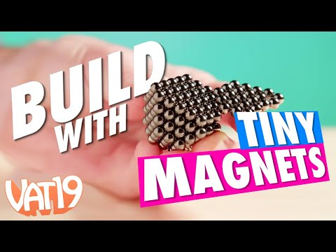 Fidget with NanoDots Tiny Magnet Creations