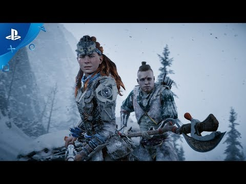 Horizon Zero Dawn: The Frozen Wilds | Launch Trailer | PS4 thumbnail