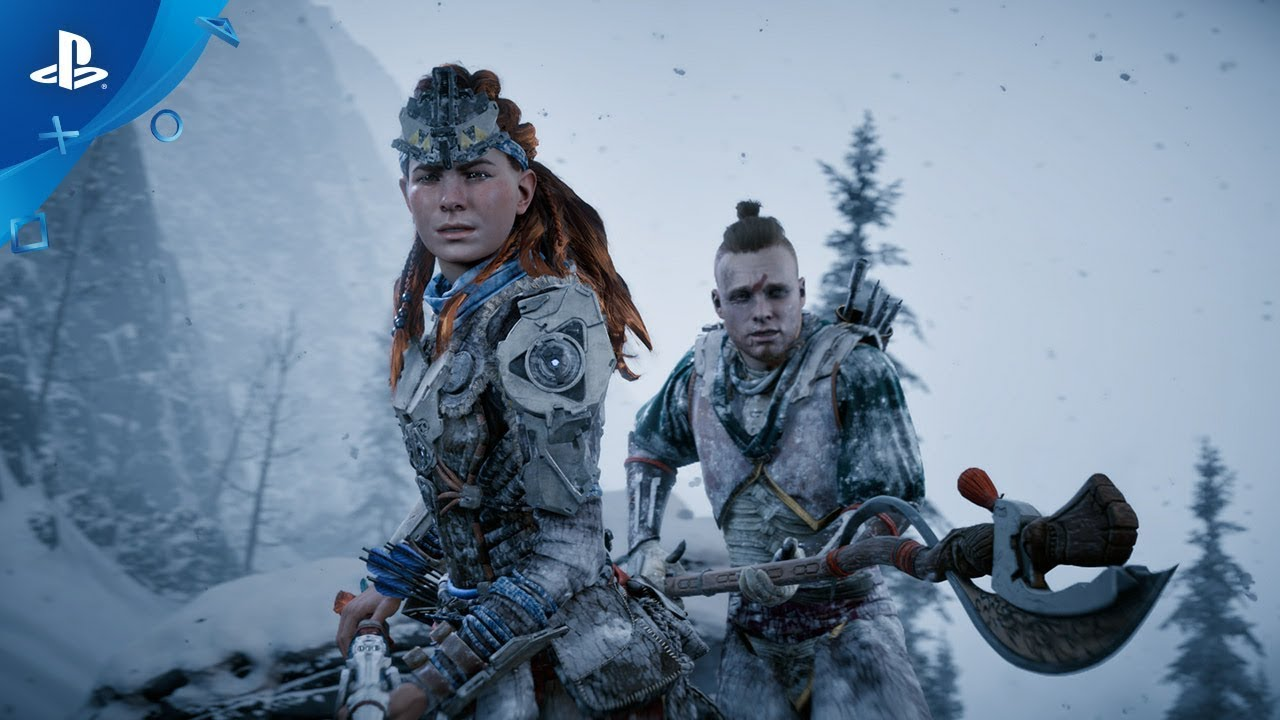 Horizon Zero Dawn: The Frozen Wilds Out November 7