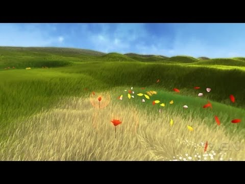 Gameplay ukázka z PS4 verze Flower