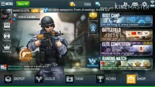 THE KILLBOX GAME PLAY AK47
