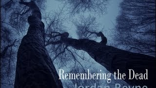 Jordan Reyne - Remembering the Dead (audio book project).
