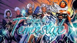 X-Men Capítulo 94 (parte C) - Poderes da Tempestade