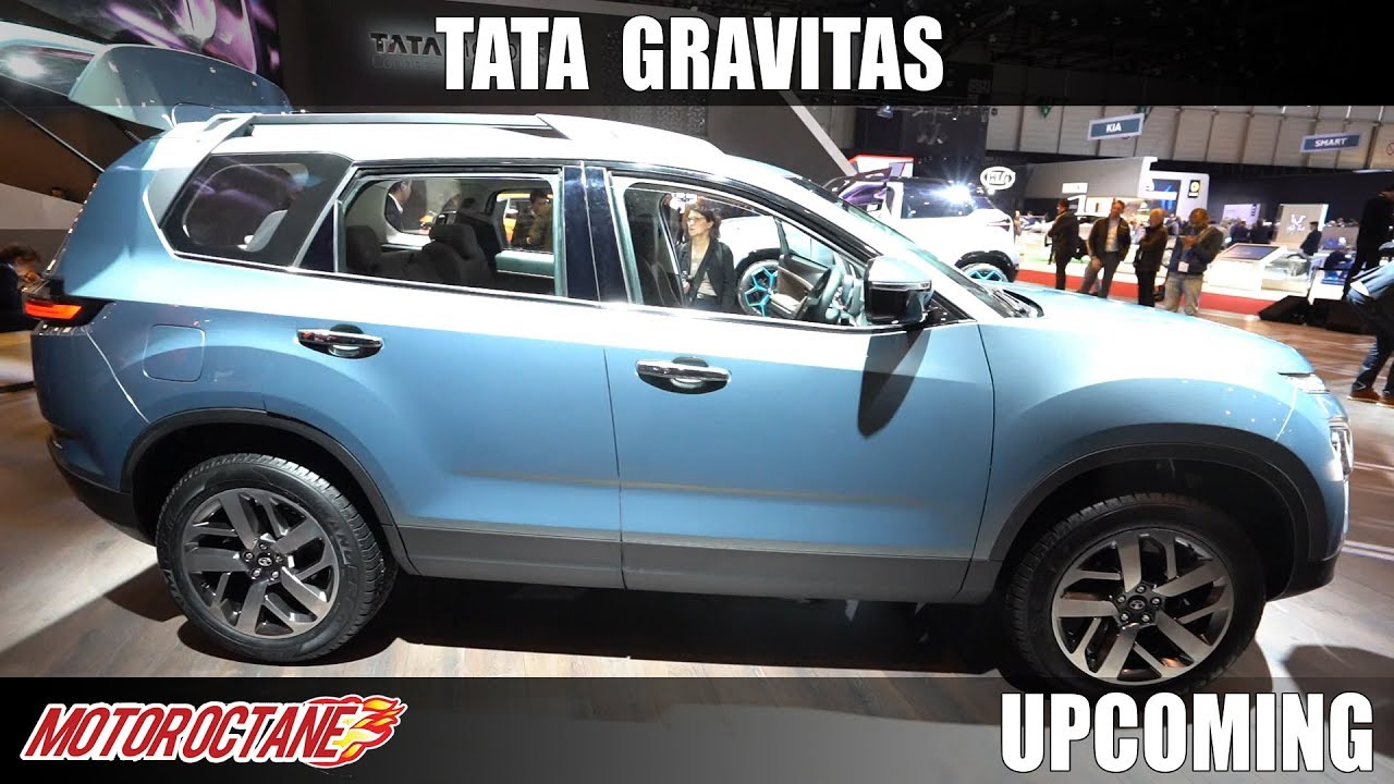 Motoroctane Youtube Video - Tata Gravitas - All Details | Hindi | MotorOctane