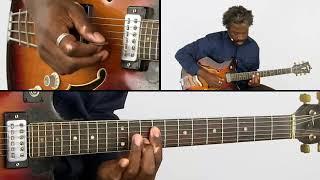 Soul Jazz Guitar Lesson - Cornell Dupree Breakdown 1 - Rory Ronde