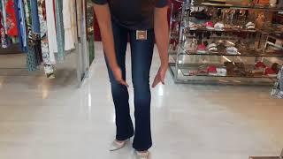 Vídeo Calça Jeans Boot Cut Camili Dimy