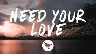 Gryffin & Seven Lions - Need Your Love (Lyrics   - YouTube