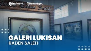 Kantor Pajak Kota Bogor Pajang Galeri Lukisan Raden Saleh, Diapresiasi Wakil Wali Kota Bogor