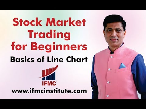 Stock Market Trading for Beginners ll Basics of Line Chart ll Learn Stock Trading