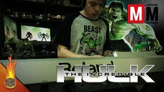"""The Incredible Hulk """"Main Title"""" Cover"""