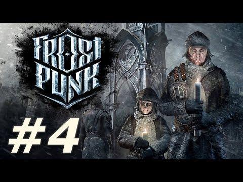 Frostpunk | The Refugees - Strange Landing (Part 4)