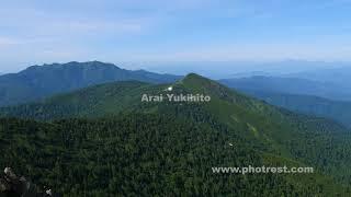 夏の笠ヶ岳