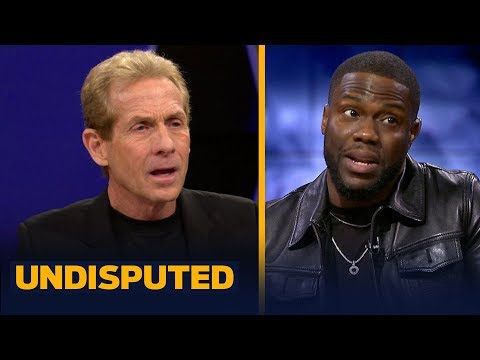 Kevin Hart joins Skip and Shannon to defend his Eagles, predicts 76ers to win the East   UNDISPUTED