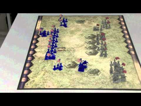Dice Tower Reviews Battle Cry: 150th Civil War Ann. Edition