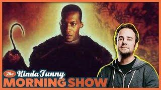 New Jordan Peele Horror Movie?! (w/Justin Richmond) - The Kinda Funny Morning Show 09.10.18