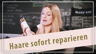 Haare sofort reparieren  | perfekte Haarpflege mit Wella - Lola Sparks