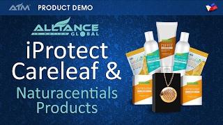 iProtect, Careleaf, & Naturacentials Beauty Products (AIM World/AIM Global)