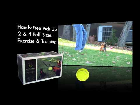 Hyper Dog 4 Ball Launcher Video
