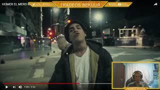 REACCION // HOMER EL MERO MERO X YSY A - D.O.M.I.N.G.O. (Shot by Ballve)