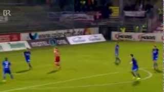preview picture of video 'SpVgg Unterhaching - KSV Holstein Kiel 0:0'