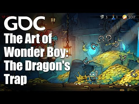 The Art of Wonder Boy: The Dragon's Trap
