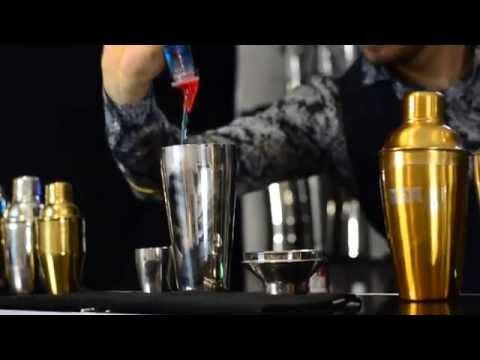 Coctelera Clasica 3 Piezas