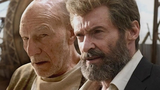 Jackman and Stewart on That Logan Ending - SPOILERS!