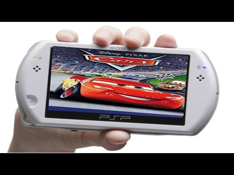 Lets Look At Cars 1 On PSP GO In 2017