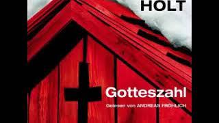 Gotteszahl Roman Hörbuch von Anne Holt