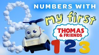 Learn Numbers with My First Railways | Playing Around with Thomas & Friends | Thomas & Friends