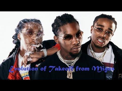 Evolution of Takeoff (2011-2017) (Migos)