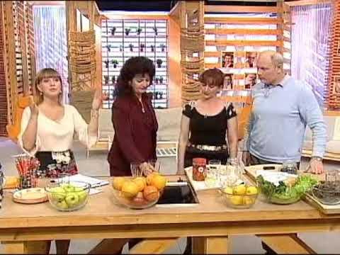 """Золотой запас """"Малахов+"""". Как лечить суставы и коксартроз. Куриный хрящ с соком апельсина."""