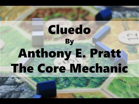 Cluedo by Anthony E Pratt
