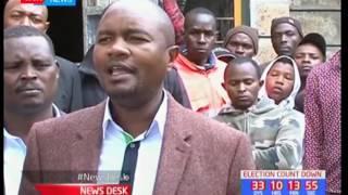 Kajiado Governor and Kajiado Cental MP say their lives are in danger