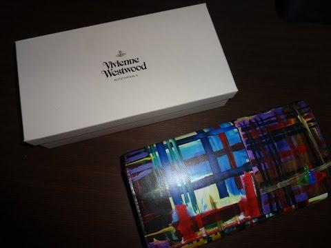 Vivienne Westwood Long Wallet 嫁にお誕生日プレゼント