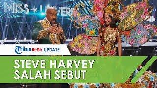 Lagi! Steve Harvey Salah Sebut Pemenang di Miss Universe 2019, Ternyata Ini Alasannya