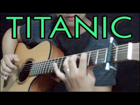 Download My Heart Will Go On Titanic Theme Celine Dion Fingerst