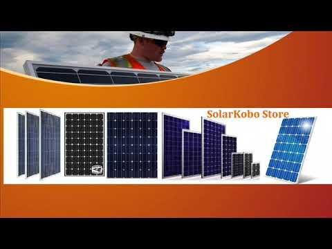 Best Solar Panel Prices In Lagos Nigeria Solarkobo Com