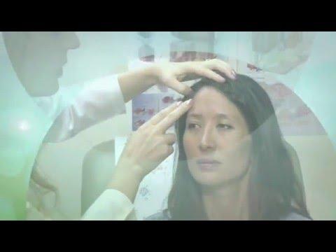 Esposizione di psoriasi di una fotografia e un trattamento