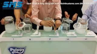 [TVC Pulppy 2] Dịch Hoa - Việt và lồng tiếng Việt