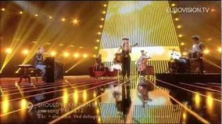 Soluna Samay - Should've Known Better (Denmark) Eurovision Song Contest 2012