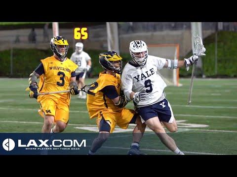 thumbnail for Michigan vs Yale   2020 Pacific Coast Shootout