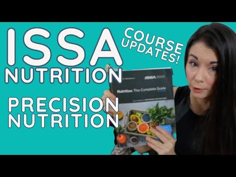 ISSA Nutrition Coach & Precision Nutrition (PN1) Course 2021 ...