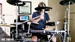 Ghost In The Shell - Origa Rise (Drum Cover by Ant-Toe-Knee)